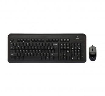 Circle Keyboard C41 Keyboard SIMPLE COMBO (PS2+PS2)