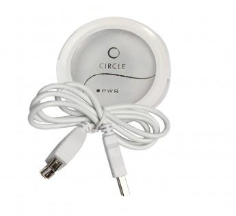 Circle-4 PORT MOBILE USB HUB 4.2 (WHITE)