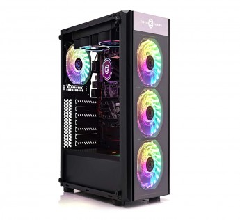 Circle Cabinet Circle ELIMINATOR Cabinet X1 WITH RGB FANS