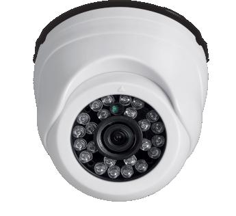 I ball Camera 2.0 MP HD DOME IR CAMERA (PREMIUM SOLUTION)
