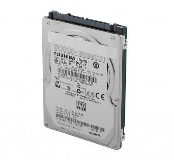 """Toshiba MK1665GSX Notebook Hard Drive 160GB 2.5"""" SATA 3.0Gb/s Notebook Hard Drive"""