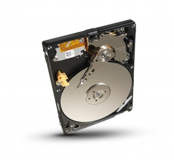 Seagate 500GB Laptop HDD SATA 3Gb/s 8MB Cache 2.5-Inch Internal Drive