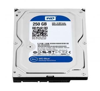 Western Digital 250GB WD2500AAKX Blue Internal Hard Drive