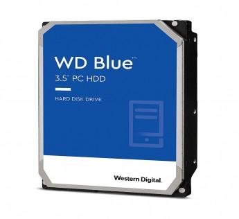 "WD Internal Hard Disk for PC Applications 3.5"" WD Blue 6TB WD Blue WD60EZAZ-RT SATA 3.0 5400rpm"