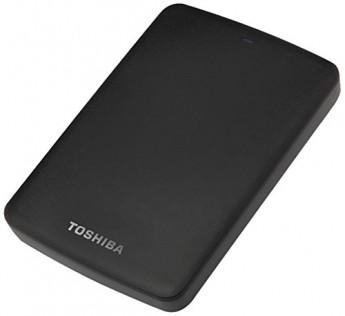 Toshiba 1TB HDTB310AK3AA External Hard Drive USB 3.0 External Hard Drive Canvio Basics