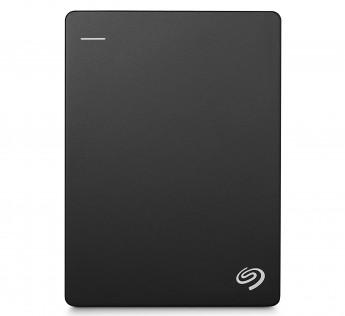 Seagate Backup Plus Slim 2TB Portable External Hard Drive (Black)