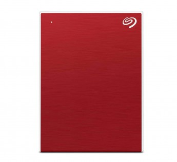 Seagate Backup Plus Portable 5 TB External Hard Drive HDD – Red USB 3.0 for PC Laptop and Mac, 1 Year Mylio Create, 2 Months Adobe CC...