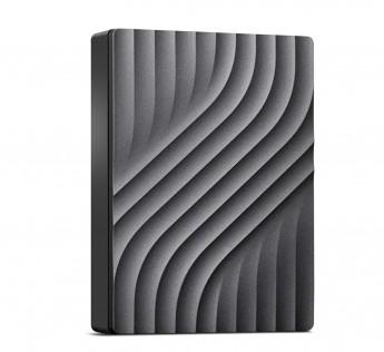 Lenovo Portable 1TB External Hard Disk Drive HDD – USB 3.0 for PC Laptop | Lightweight Pocket Sized (129 GMS) | 7.6 x 11.8 x 1.28 cm | 2.5 inch formfactor | (GXB0Z91293) | Grey