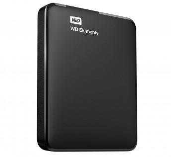 WD 2TB External Hard Drive WDBU6Y0020BBK Elements 2TB USB 3.0 Portable External Hard Drive Black