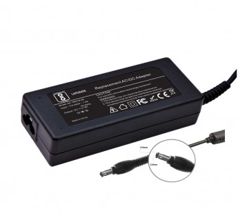 19V 3.16A Lapgrade Adapter  Charger for Samsung P27 P28 P28G P29 P30 P35 P40R P40 Series (Without Power Cable)