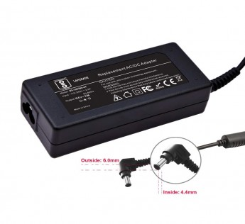 19.5V 3.9A Adapter Lapgrade  Charger for Sony VAIO CR, FR, FZ, NR, GR Series (Without Power Cable)