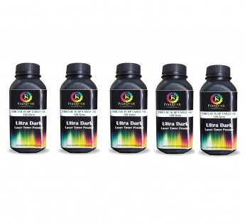 Printstar 12A Toner Powder 5 Bottle -120 g