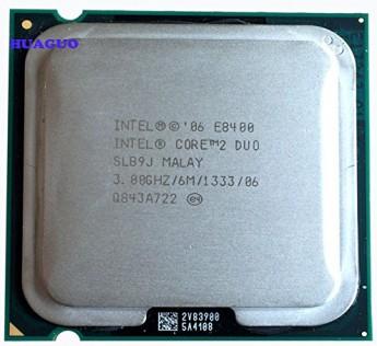 Intel Core 2 Duo Processor E8400 3.0GHz 6MB 775 Processor
