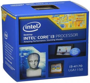 INTEL CORE I3 Processor BX80646I34170 CORE I3-4170 FC-LGA12C 3.7G 3MB