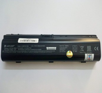 Battery Lapcare 10.8V 4000mah Cell Compatible Laptop Battery for HP G6000 G7000 Battery Pavilion DV2000 DX6600 PLapcare 10.8V 4000mresario A900 V3000
