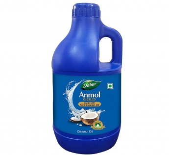 Dabur Anmol Gold 100% Pure Coconut Oil -1L