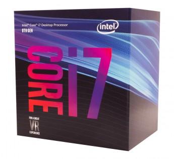 Intel Core i7 Processor 8700 Desktop Processor 6 Cores up to 4.6 GHz LGA 1151 300 Series 95W
