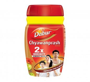 Dabur Chyawanprash 2 X Immunity 500gm Chyawannprash Get 50 gm Free
