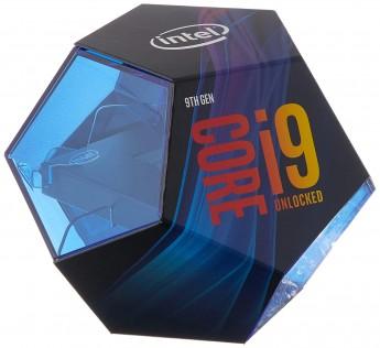 Intel Core i9 Processor 9900K Processor (16M Cache, up to 5.00 GHz)