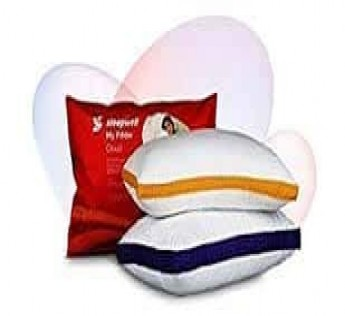 Sleepwell Bmempoream Premium Cloud Pillow Pack of 2