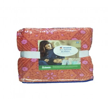 Sleepwell Blanket Super Soft NEEM FRESCHE Double Bed Size