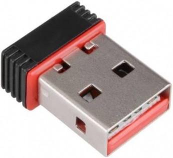 ADNET OG 600 MBPS Nano 802.11n Wireless-N USB Adapter  (Black)
