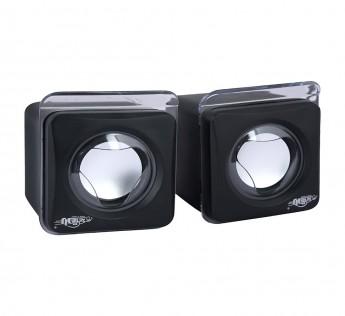 ADNET AD201 2.0 USB Mini Speaker (Black)