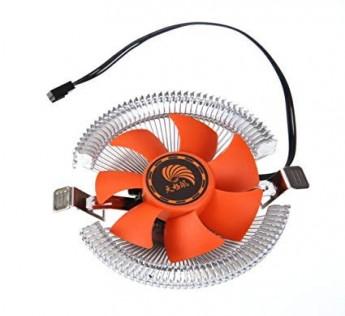 Adnet CPU Cooler Fan (All It Gadgets CPU Cooler Fan for i3 Orange