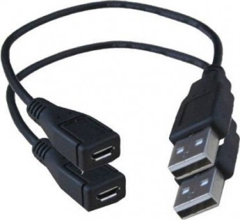Adnet Micro USB OTG Adapter  (Pack of 1)