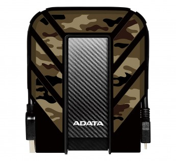 Adata HD710 Pro Military-Grade 2 TB Portable External Hard Drive - Camouflage