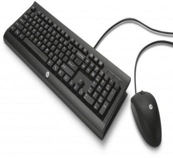 HP Keyboard Mouse Desktop C2500 Keyboard Mouse
