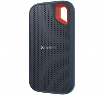 SanDisk 2TB Extremess Portable SSD - SDSSDE60-2T00-G25