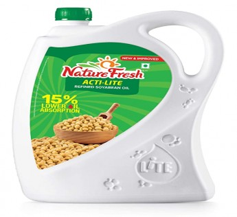 Nature Fresh Oil Soya Bean Oil Jar 5 Litre