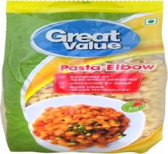 Great Value Elbow Pasta 1 kg