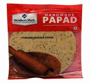 Member's Mark Punjabi Masala Papad 200 g