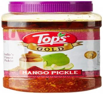 Tops Pickle Mango, 1 kg