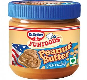 Fun Food Peanut Butter Crunchy 340gm Fun Food Peanut Butter Crunchy