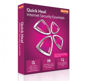 Quick Heal Internet Security Latest Version - 10 PCs, 3 Years (DVD)