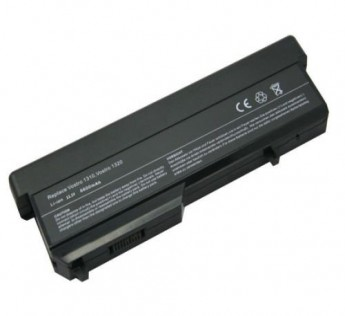 Battery Dell 9 Cell Compatible Battery for DELL VOSTRO 1310 1320 1510 1520 2310 2510 N950C T114C- 1 Year Warranty