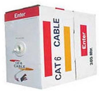 Enter Cat 6 Lan Cable 100 meter Lan Cable
