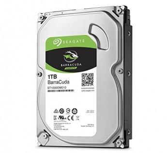 Seagate 1TB SATA Desktop Internal HDD ( Hard Drive )