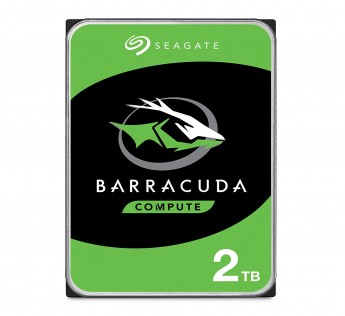 Seagate 2TB SATA Desktop Internal HDD ( Hard Disk )