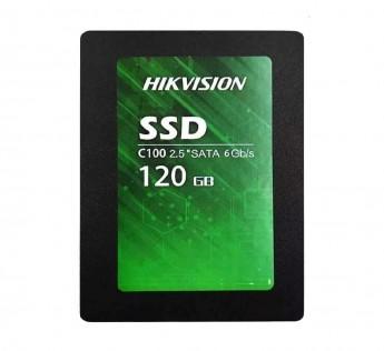 120gb SSD 120gb Hikvision HS-SSD-C100 SATA SSD - 2.5 inch ( Drive ) Black