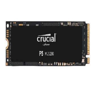 Crucial SSD 2TB P5 3D NAND NVMe Internal SSD, up to 3400MB/s - CT2000P5SSD8
