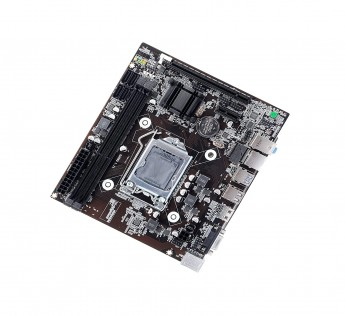 Foxin 16GB Dual Channel DDR3 RAM Motherboard with Supported Socket 1150 FMB-H81