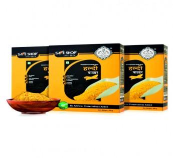 LA RASOI TURMERIC POWDER 200 GMS (PACK OF 3)