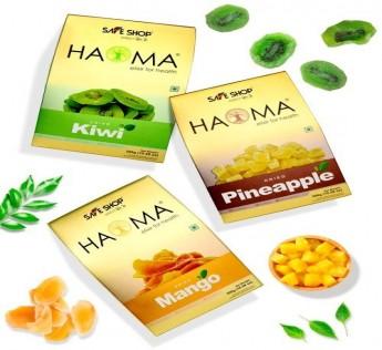 HAOMA SIGNATURE DE HYDRATED FAB FRUITS TRIO PACK SAFE SHOP