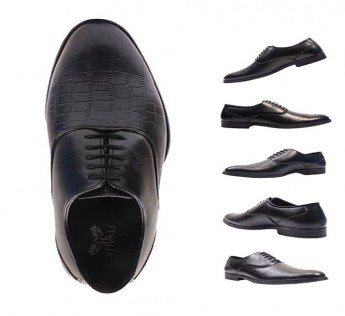 STIVALI JUMANJI EXCLUSIVE LEATHER SHOE BLACK SAFE SHOP