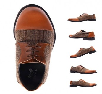 STIVALI DR WATSON LEATHER & TWEED SHOE SAFE SHOP