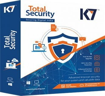 K7 Total Security 3 PC 3 Years (CD)